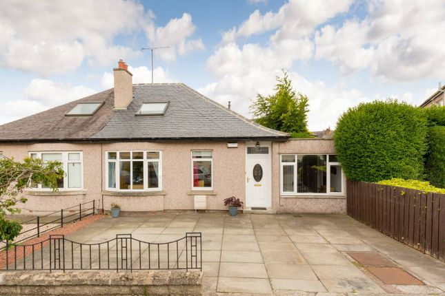 Thumbnail Semi-detached bungalow for sale in 11 Priestfield Crescent, Priestfield