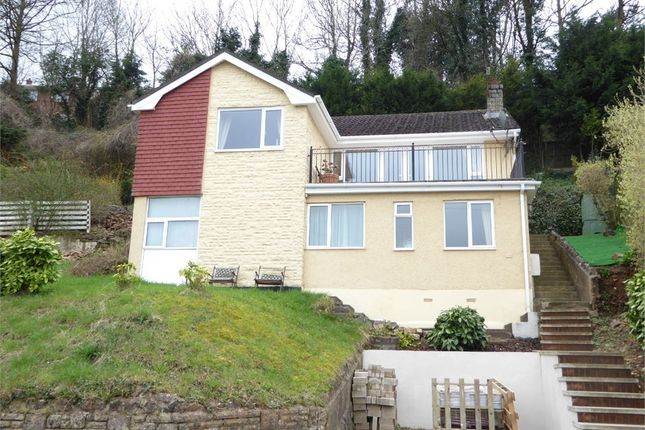 Thumbnail Detached house for sale in Hughes Crescent, Garden City, Chepstow