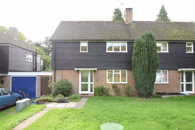 Thumbnail Semi-detached house to rent in Cherry Lane, Amersham