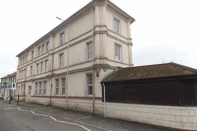 Thumbnail Flat to rent in Mill Street, Pontypridd
