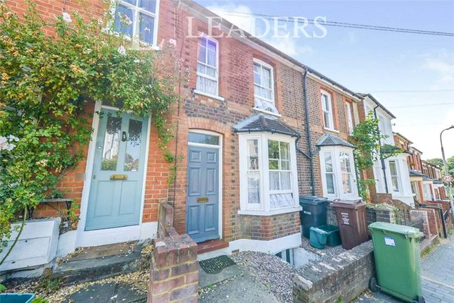 Thumbnail Terraced house for sale in Thorpe Road, St.Albans