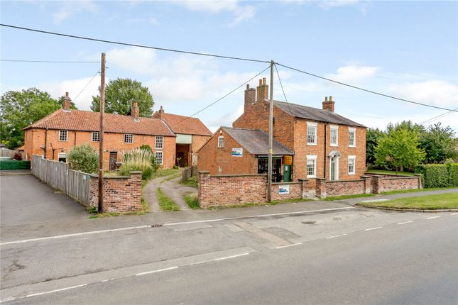 Thumbnail Detached house for sale in Main Road, Long Bennington, Newark, Nottinghamshire