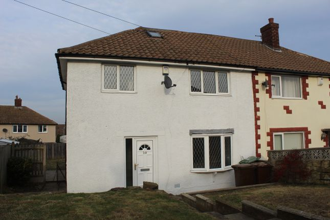 Semi-detached house for sale in Attlee Avenue, Havercroft, Wakefield