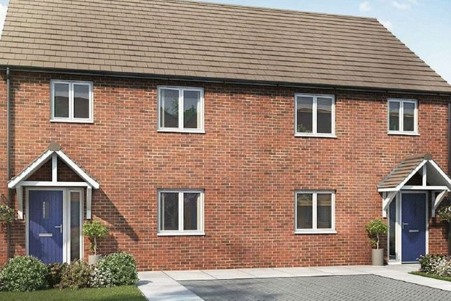 Thumbnail Terraced house for sale in Plot 50 Prestige Avenue, Hall Green, Birmingham