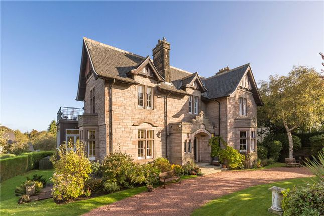 Thumbnail Detached house for sale in 6 Wester Coates Gardens, Wester Coates, Edinburgh