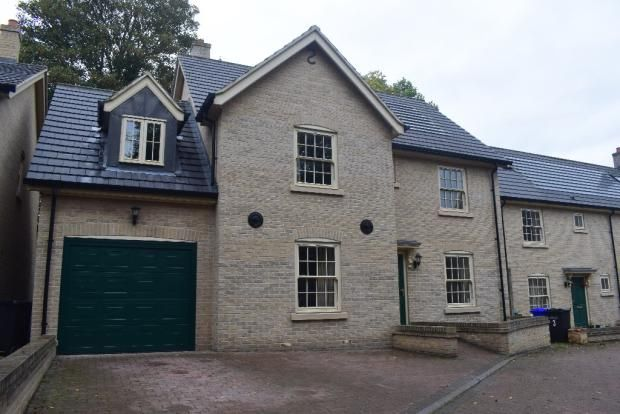 Thumbnail Detached house to rent in Ascot Close, Exning