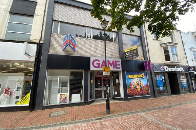 Thumbnail Retail premises to let in General Market, Green Street, Neath