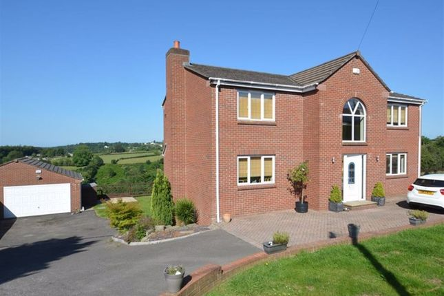 Thumbnail Detached house for sale in Brierley Road, Ruardean, Gloucestershire