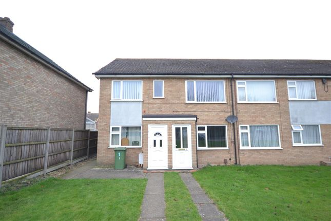 Thumbnail Flat for sale in Libra Court, Sprowston, Norwich