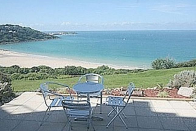 Thumbnail Flat to rent in Headland Road, Carbis Bay, St. Ives