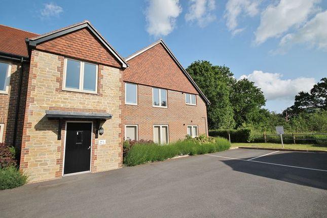 Thumbnail Flat for sale in Orchard Gardens, Storrington, Pulborough