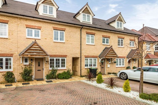 Thumbnail Town house for sale in Thomas Road, Aylesford