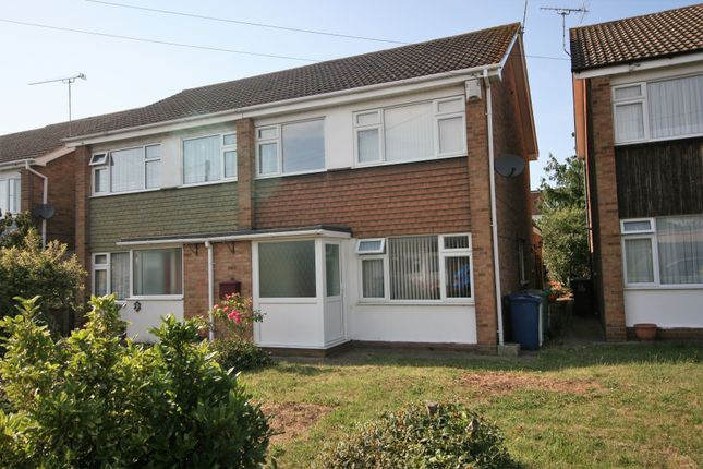 Thumbnail Semi-detached house for sale in Waverley Gardens, Grays