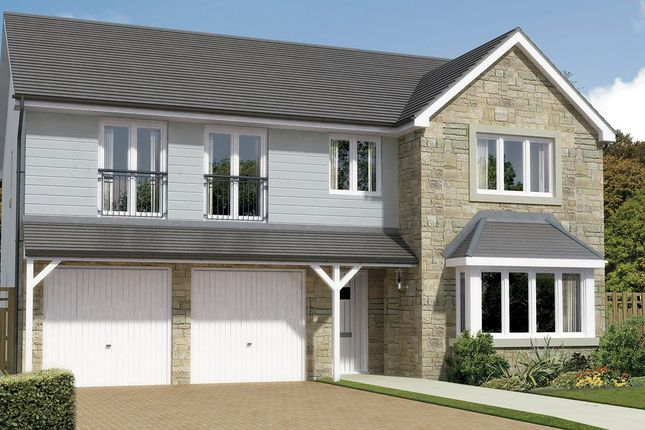 Thumbnail Detached house for sale in Melton, Calderwood, East Calder, Livingston