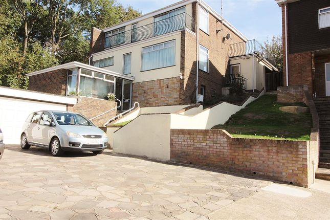 Thumbnail Detached house for sale in Granville Close, Benfleet