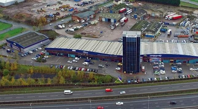 Thumbnail Light industrial to let in Walkmill Business Park, Walkmill Way, Cannock