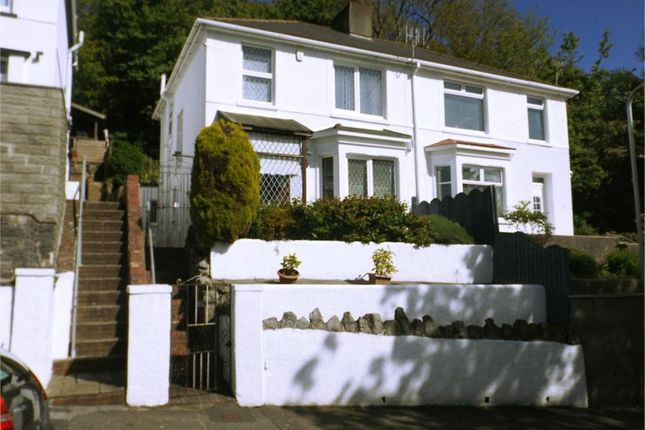 Thumbnail Semi-detached house for sale in Smallwood Road, Baglan, Port Talbot, West Glamorgan