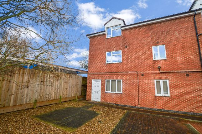 Thumbnail Flat to rent in Orton Road, Off Abbey Lane, Leicester