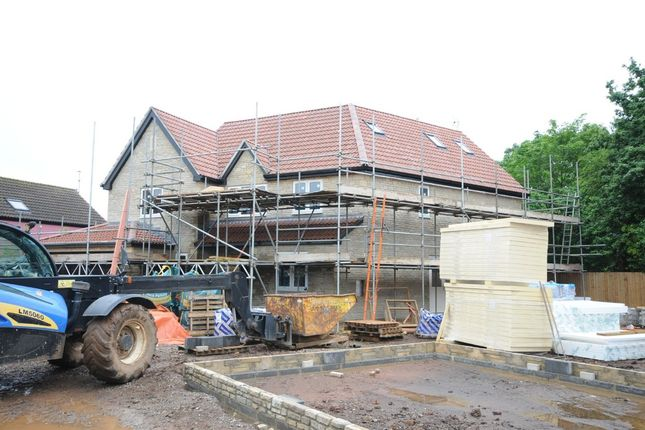 Thumbnail Detached house for sale in High Street, Oldland Common, Bristol