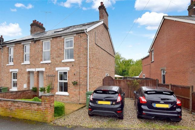 Thumbnail End terrace house for sale in Beridge Road, Halstead, Essex
