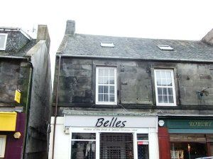 Thumbnail Flat to rent in Chalmers Street, Dunfermline