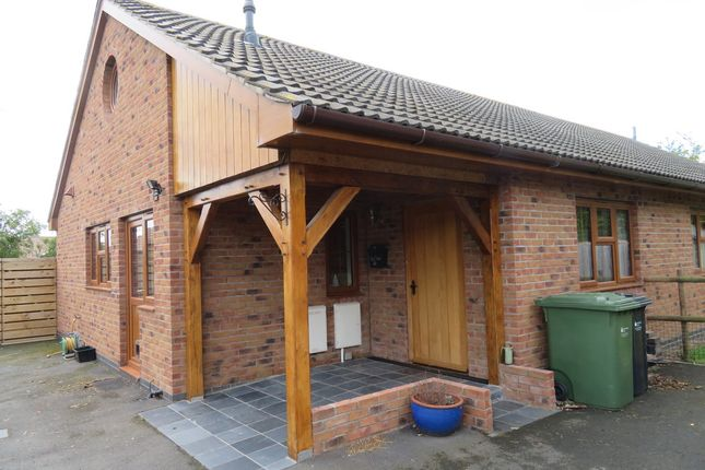 Thumbnail Detached house to rent in Mill Lane, Credenhill, Hereford