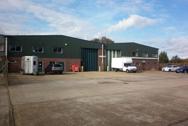 Thumbnail Warehouse for sale in Swanwick, Manning Road, Wick, Littlehampton