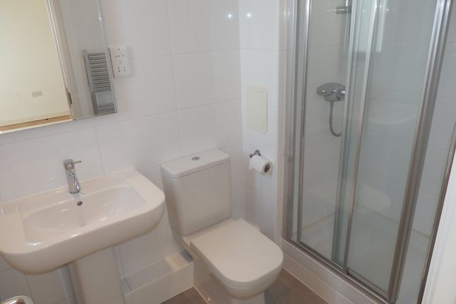Shower Room of Lower Marine Parade, Harwich CO12