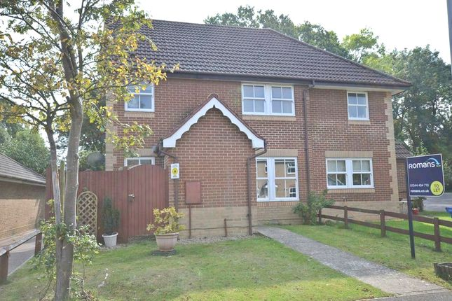 Thumbnail Property to rent in Hitherhooks Hill, Binfield