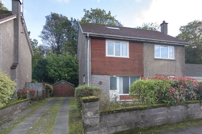 Thumbnail Detached house for sale in Dunmar Drive, Alloa