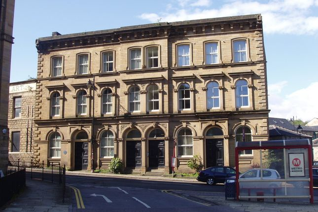 Thumbnail 1 bedroom flat to rent in Jessops Mill, 10 Station Road, Batley