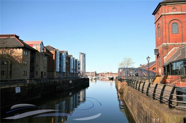 1 bed flat to rent in Abernethy Quay, Maritime Quarter, Swansea SA1