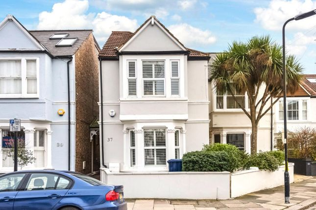 Thumbnail Semi-detached house for sale in Carlton Road, Chiswick, London