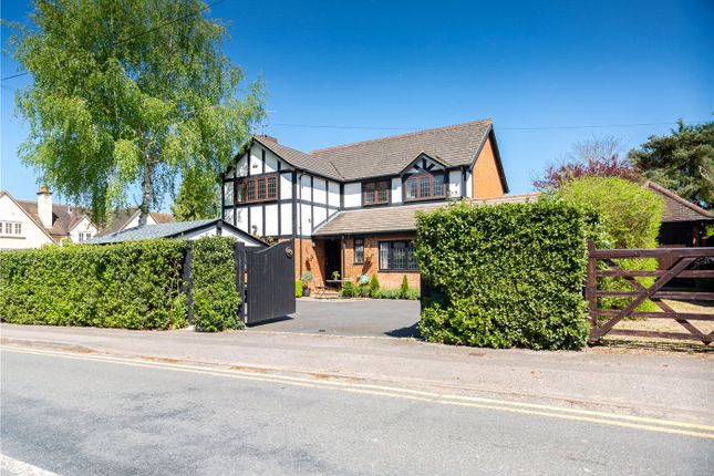 Thumbnail Detached house to rent in Charters Road, Sunningdale, Berkshire