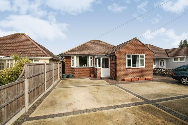 Thumbnail Detached bungalow for sale in Wimborne Road, Bournemouth