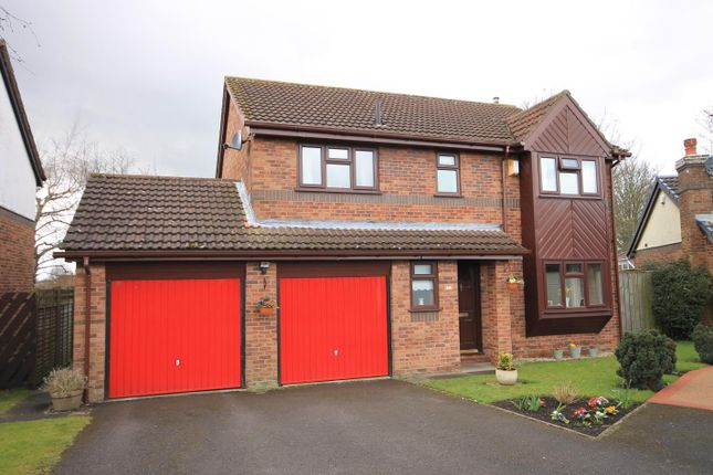 Thumbnail Detached house for sale in St. James Drive, Northallerton