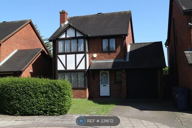 Thumbnail Detached house to rent in Groveside Close, London