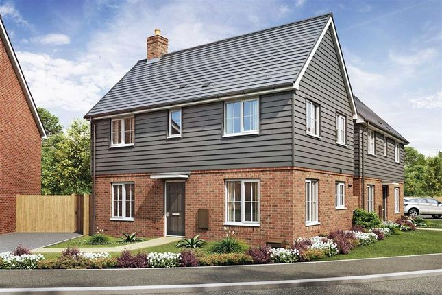 """Thumbnail Detached house for sale in """"The Easedale - Plot 133"""" at Peckham Chase, Eastergate, Chichester"""