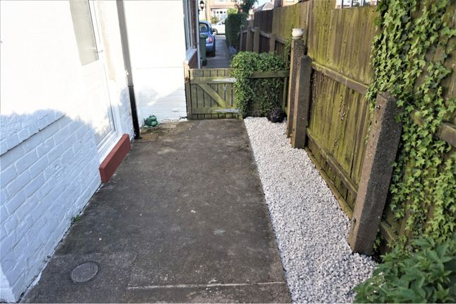 Side Entry of Yarborough Road, Grimsby DN34