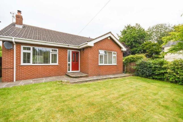 Thumbnail Detached bungalow for sale in Mill Hey, Rainhill, Prescot