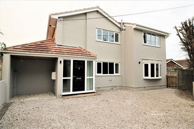Thumbnail Detached house for sale in Woodville Road, Canvey Island, Essex