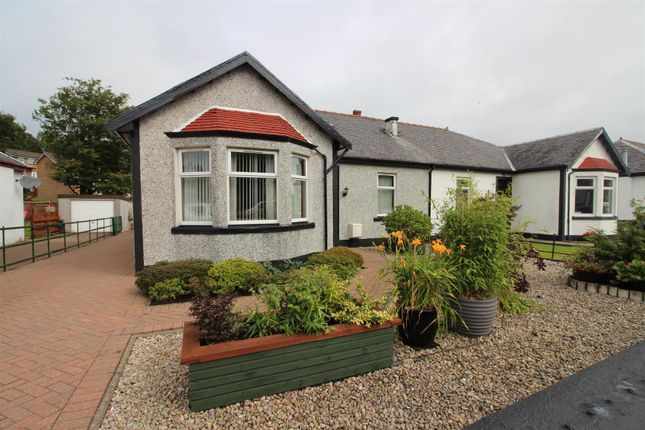 Thumbnail Semi-detached bungalow for sale in Smithston Cottages, Inverkip Road, Greenock