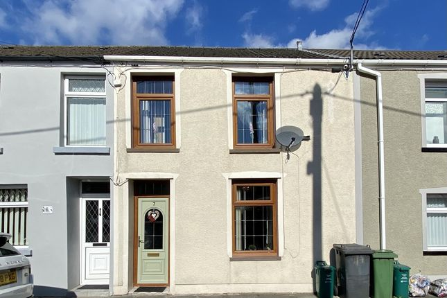 3 bed terraced house for sale in Howells Row, Godreaman, Aberdare, Mid Glamorgan CF44