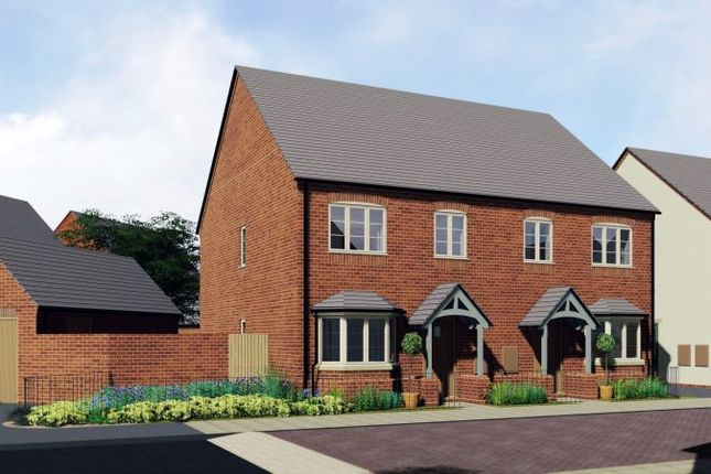 Thumbnail Semi-detached house for sale in Matlock Road, Wessington