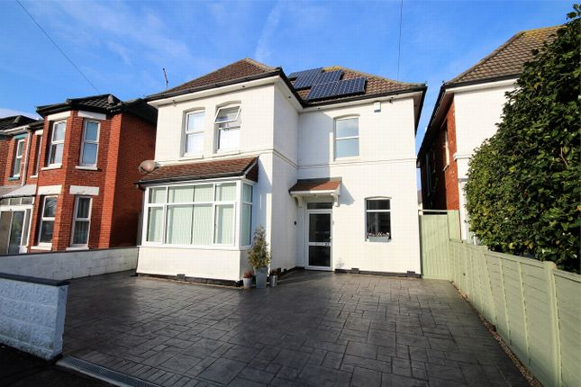 Thumbnail Detached house for sale in Wickham Road, Bournemouth, Dorset