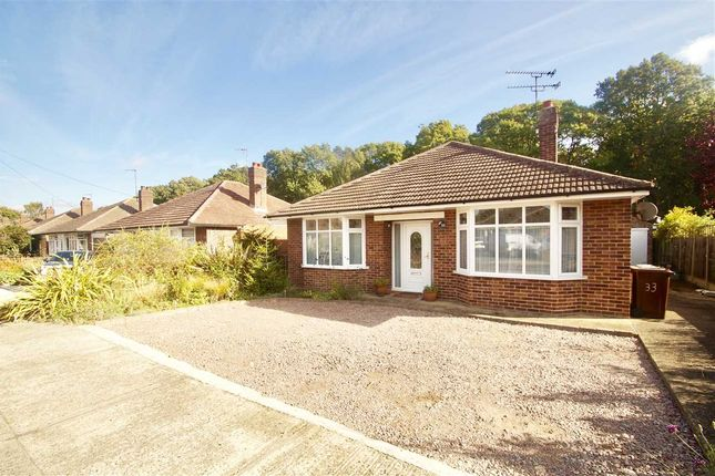 Thumbnail Bungalow for sale in Kingswood Road, Mile End, Colchester