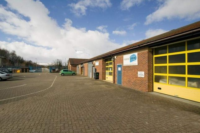 Thumbnail Industrial to let in Bersham Enterprise Centre, Wrexham