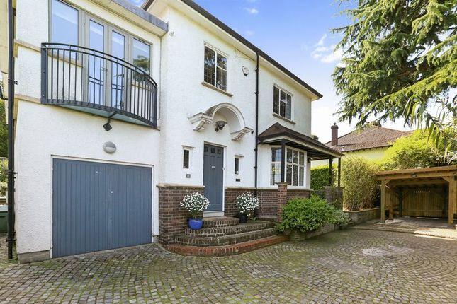 Thumbnail Detached house for sale in Elmlea Avenue, Westbury-On-Trym, Bristol