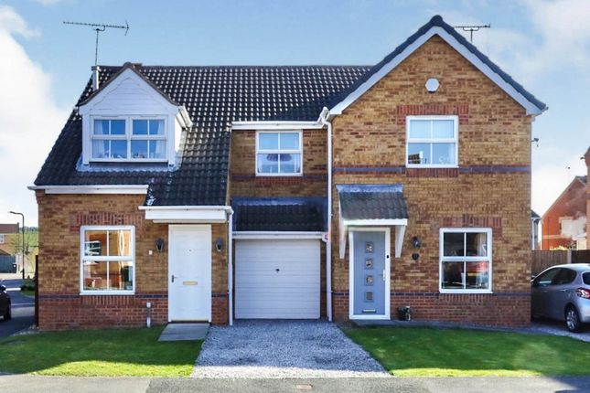 3 bed semi-detached house for sale in St. Pauls Close, Dinnington, Sheffield S25