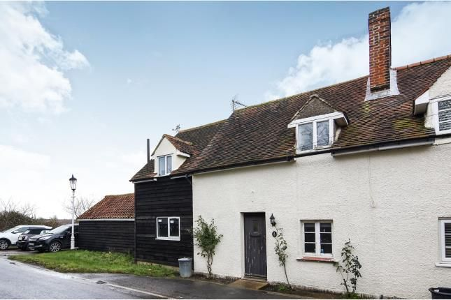 Thumbnail Semi-detached house for sale in Ongar, Essex, .